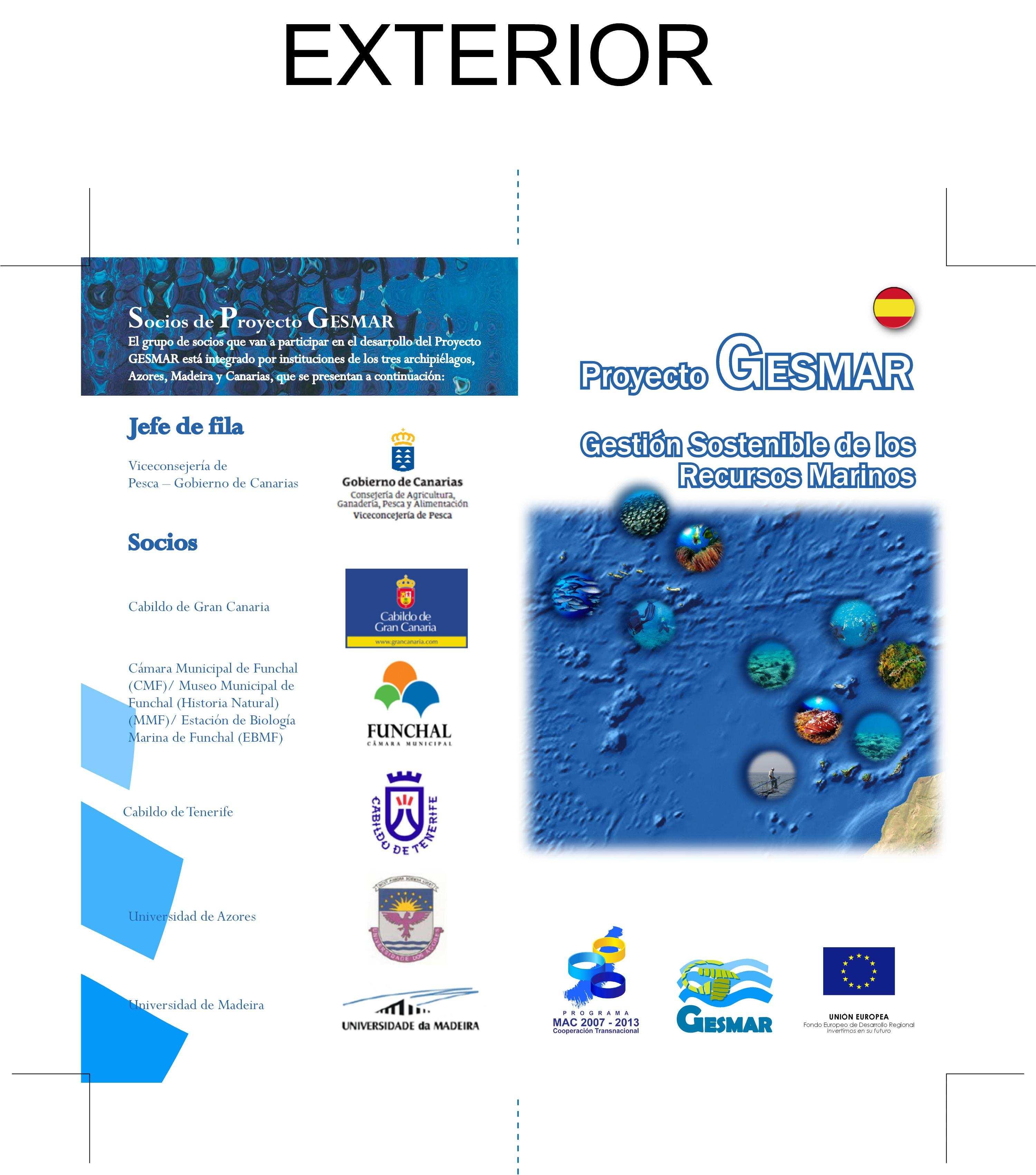 Gestión Sostenible de los Recursos marinos