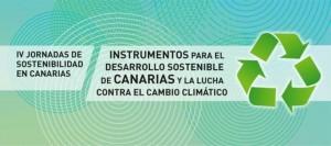 IV Jornadas sobre sostenbilidad en Canarias (20-21 de Junio 2013)
