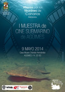 Cine_Submarino_Agüimes_Tiburones